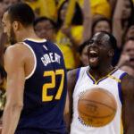 NBA – Draymond Green s'explique enfin sur sa réaction aux pleurs de Rudy Gobert