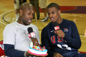 NBA – Gary Payton félicite Chris Paul