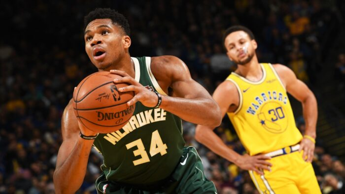Giannis Antetokounmpo et Steph Curry réunis un jour aux Warriors ?
