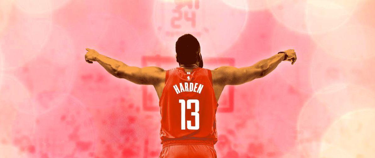 James Harden MVP 2019