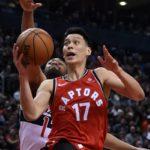 NBA – Quand Jeremy Lin se trompe de maillot à l'entraînement des Raptors