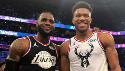 NBA – Après son MVP All-Star, Giannis se moque ouvertement de LeBron !
