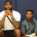 NBA – Les skills de Bryce James font parler, LeBron réagit !