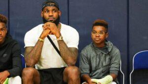 Fils joueurs NBA