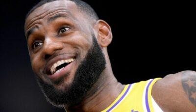 NBA – LeBron réagit à une vidéo archi-virale de « lui » réagissant au trade Harden