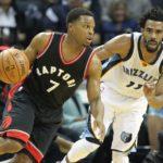 NBA – Echange majeur à venir entre Toronto et Memphis ?