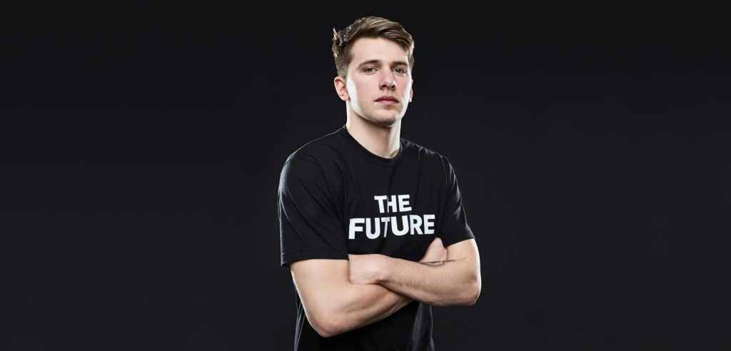 Luka Doncic interview
