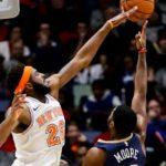 NBA – L'objectif assez ambitieux de Mitchell Robinson au contre