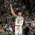 NBA – Jayson Tatum, Celtic à vie ?