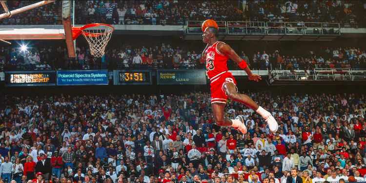 Jordan all-star