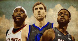 NBA – Par franchise, qui prendra sa retraite en premier ?