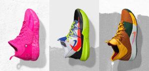 NBA – Nike dévoile sa collection All-Star Game 2019