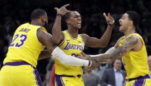 NBA – Rajon Rondo déjà dragué par un joueur de l'Ouest