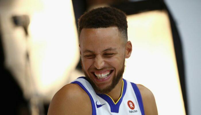 Stephen Curry des Golden State Warriors