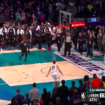 NBA – Steph Curry explique son dunk en toute fin de match