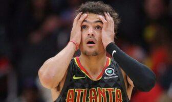 Trae Young des Atlanta Hawks