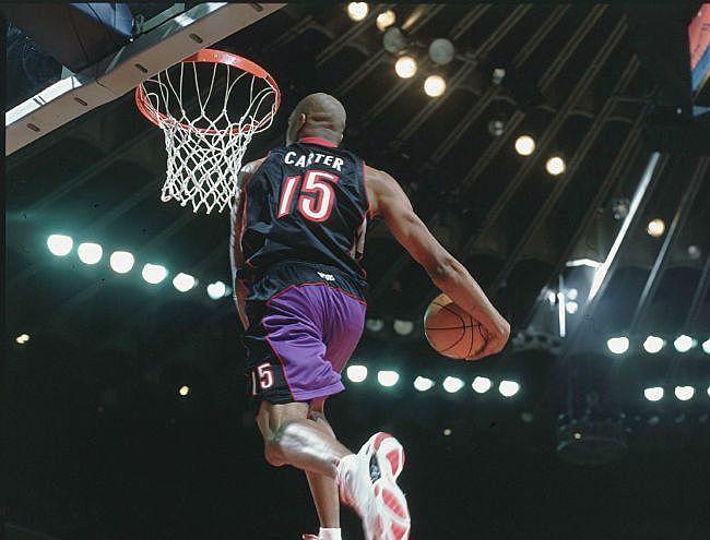 Vince Carter dunk contest 2000