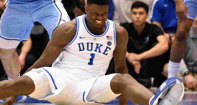 Nike a perdu gros avec l'explosion de la chaussure de Zion Williamson