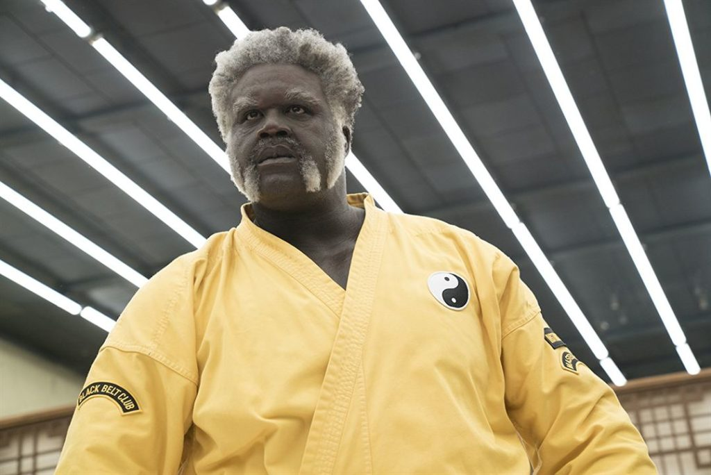 Shaquille O'neal uncle drew