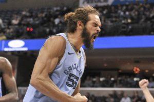 NBA – Joakim Noah tacle ses haters