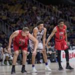 NCAA – Les Français de la nuit : Gosselin voit double, Mendy et Djoko font le job