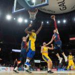 Liga Endesa – Matt Janning out 6 semaines !
