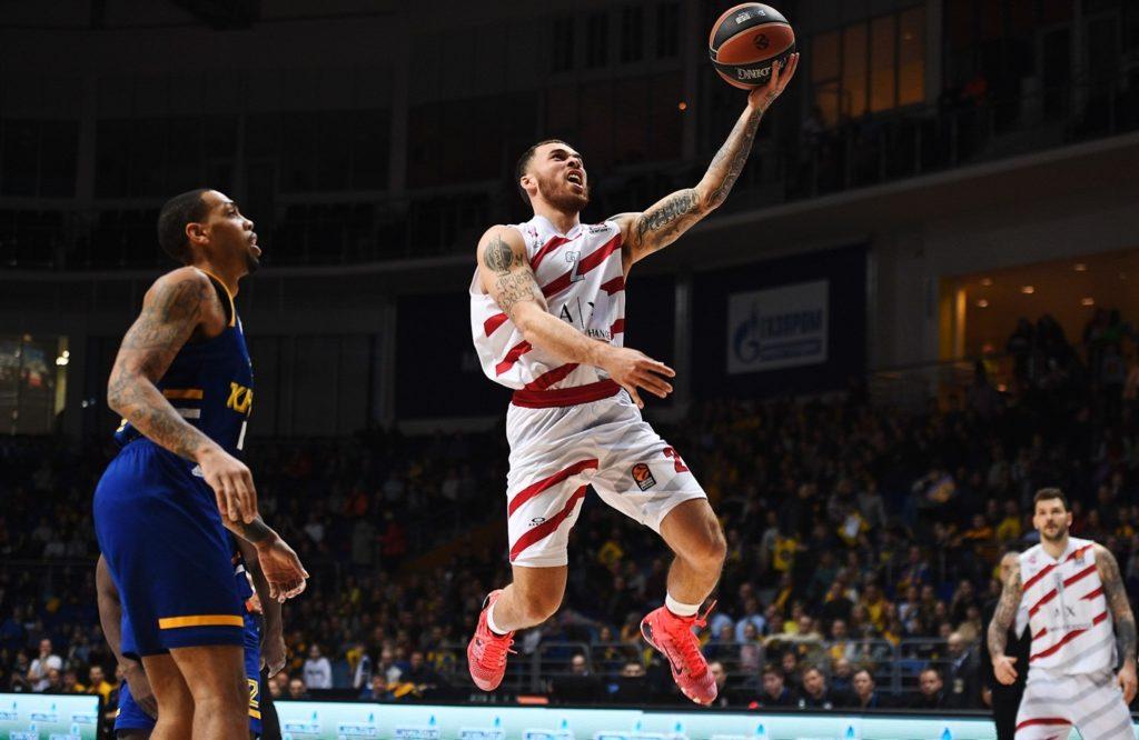 L'américain a tout pour devenir le prochain MVP de l'Euroleague