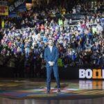 Liga Endesa – Retrait du maillot de Juan Carlos Navarro !