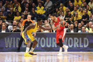 GBL – L'Olympiacos se renseigne pour quitter le championnat !