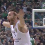 Euroleague – Le buzzer-beater fou de Rudy Fernandez pour l'emporter !