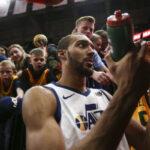 NBA – Les Français de la nuit : Gobert fait du Gobert, Mahinmi a eu le droit de jouer