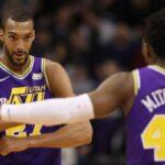 NBA – Rudy Gobert donne un indice sur la situation de Donovan Mitchell