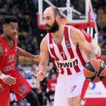 GBL – Saison terminée pour Vassilis Spanoulis !