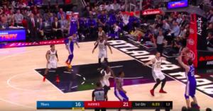 NBA – Premier 3-points en carrière pour Boban Marjanovic !