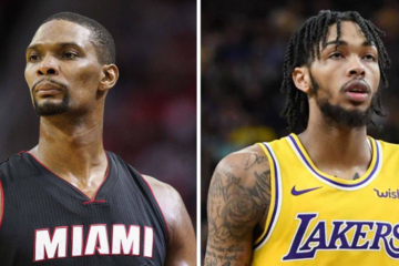 Chris Bosh Brandon Ingram maladie