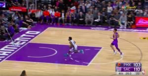 NBA – Top 10 : De'Aaron Fox ventile le cercle