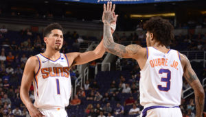 NBA – Les Suns en route vers un record all-time !