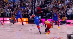 NBA – Top 10 : Donovan Mitchell fait valser Nerlens Noel !
