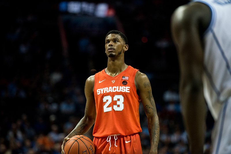 March Madness Frank Howard Suspended Indefinitely By: Frank Howard Suspendu Après Un Contrôle Antidopage