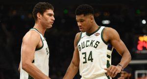 NBA – Giannis Antetokounmpo encense ses coéquipiers