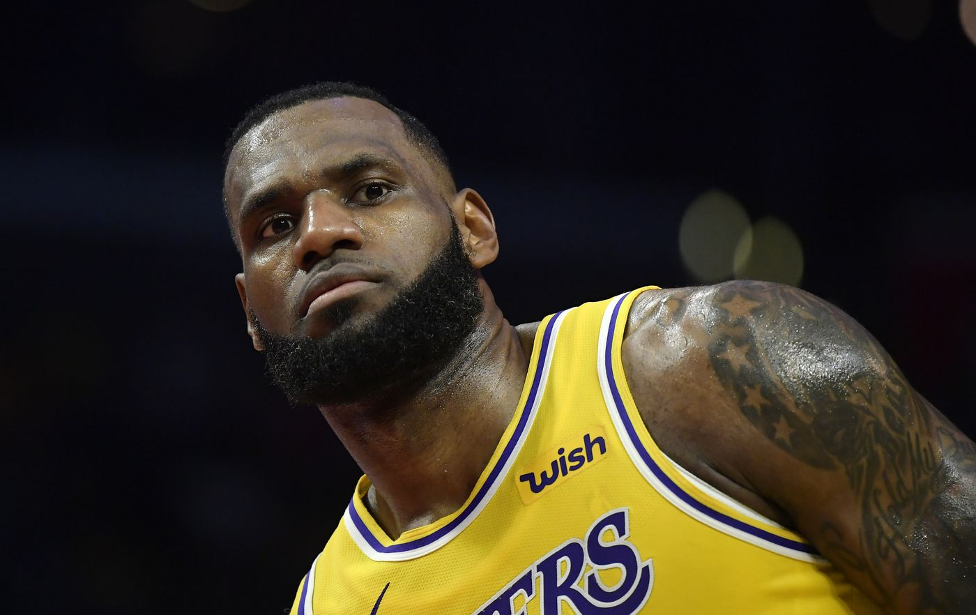 LeBron James confond Nuggets et James Bond