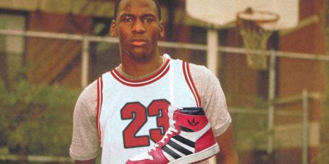 michael jordan adidas