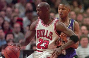 NBA – La leçon de Michael Jordan au rookie Ray Allen