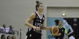 LFB – Lyon ASVEL : Michelle Plouffe prolonge à son tour !