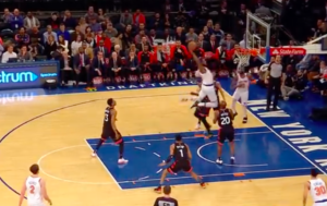 NBA – Top 10 : Et Mitchell Robinson pris son envol !