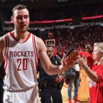 NBA – Donatas Motiejunas va faire son retour !