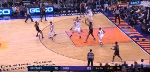 NBA – Deandre Ayton touché à la cheville
