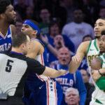 NBA – Un joueur des Celtics lance les hostilités avec les Sixers
