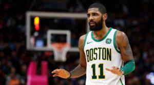 NBA – Les bookmakers prédisent la destination de Kyrie Irving