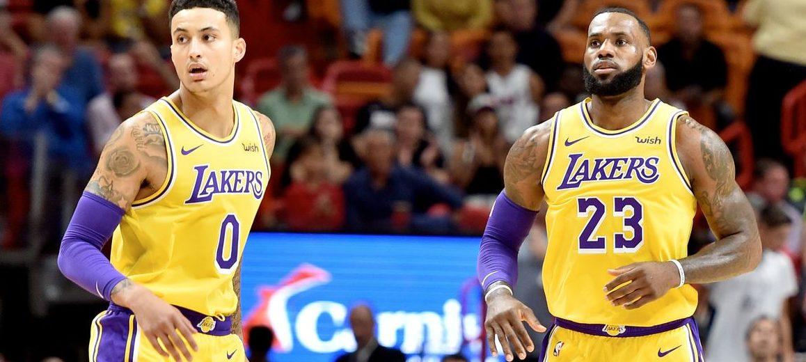 NBA - Kyle Kuzma prévient le reste de la ligue concernant